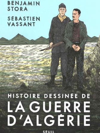 BD - Histoire dessinée de la guerre d'Algérie