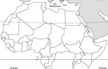 L'Afrique (États)