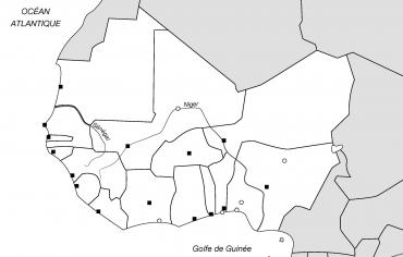 L'Afrique de l'Ouest