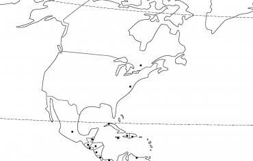 L'Amérique (capitales)