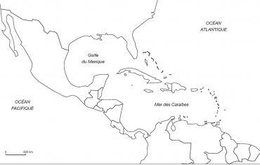 Le bassin des Caraïbes