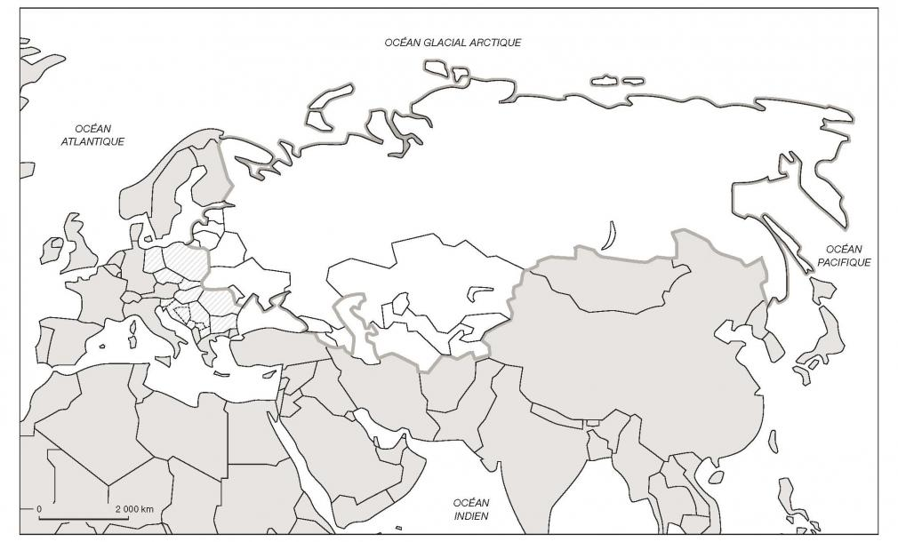 La dislocation de l'empire soviétique