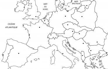 L'Europe en 1923