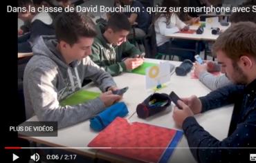 Classe renversée de David Bouchillon : « Mes élèves produisent du savoir »