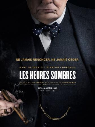 Film - Les Heures sombres
