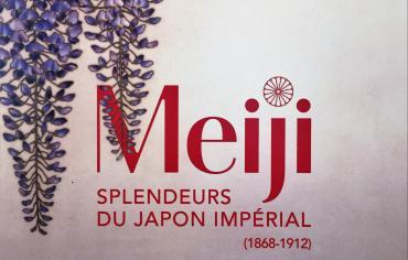 Exposition – Meiji, splendeurs du Japon impérial