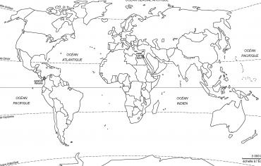 Le monde en 1914