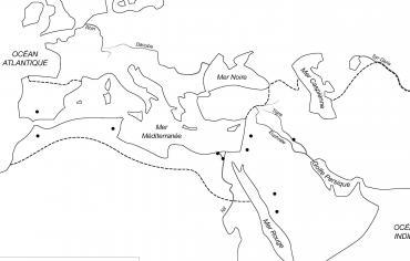 Le monde arabo-musulman au VIIIe siècle