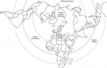 Le monde de la guerre froide