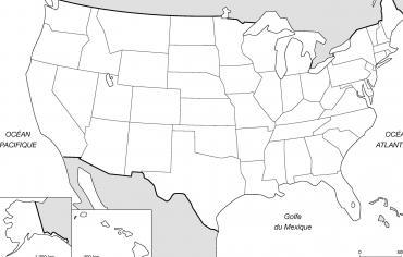 Les États-Unis (États)