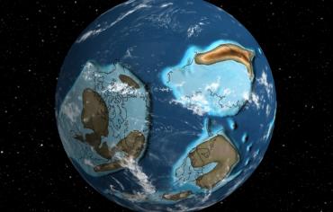 À quoi ressemblait la terre il y a 700 millions d'années ?