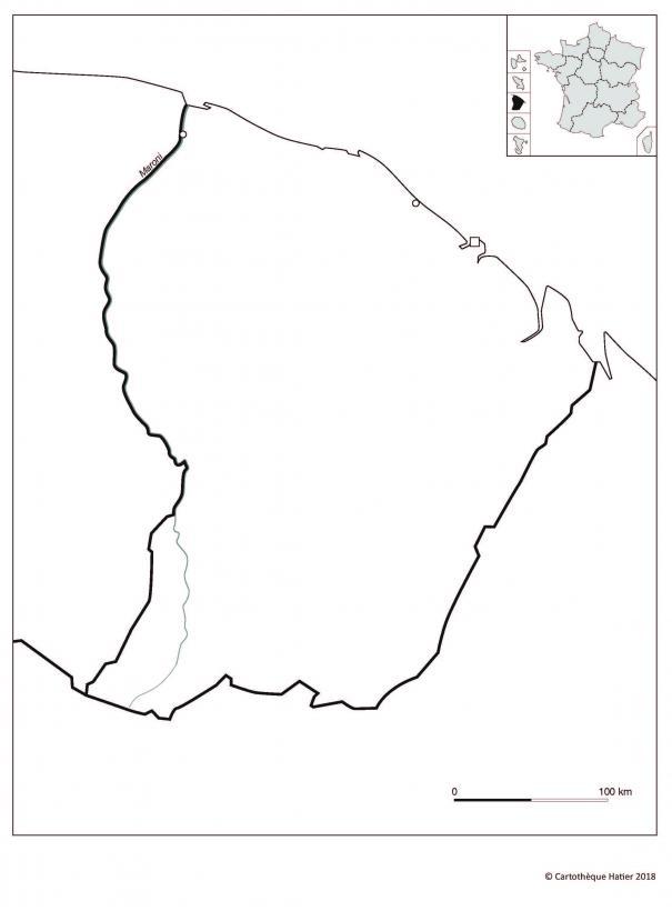 Région Guyane