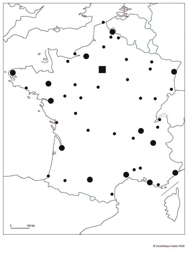 La France (villes)