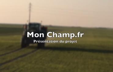 Un projet pluridisciplinaire maths et géographie avec Mon Champ.fr
